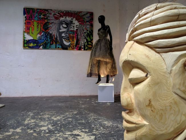 Untold Gold - The African & African-Caribbean Design Diaspora Bargehouse Festival